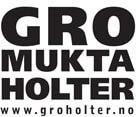 Kunstner Gro Mukta Holter