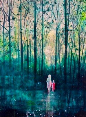 Sommerskogen 60 x 80 cm